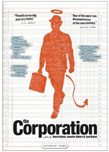 The Corporation DVD Cover